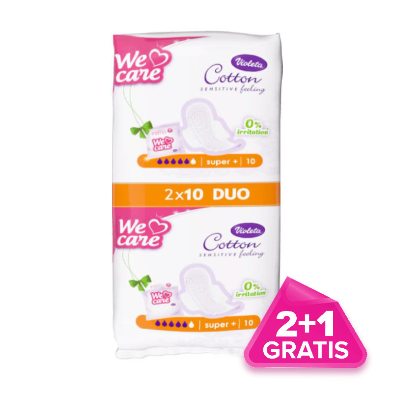 Violeta-We-Care-Cotton-super-higijenski-ulosci-20-kom